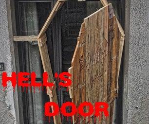 Hell's Door Coffin