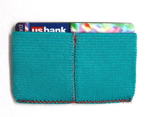 Slim Elastic Wallet