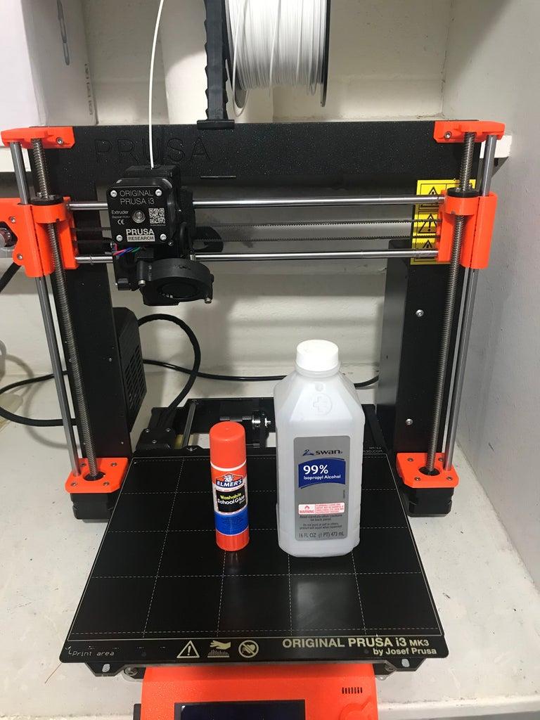 Printing the Lithophane