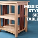Mission Style Side Tables