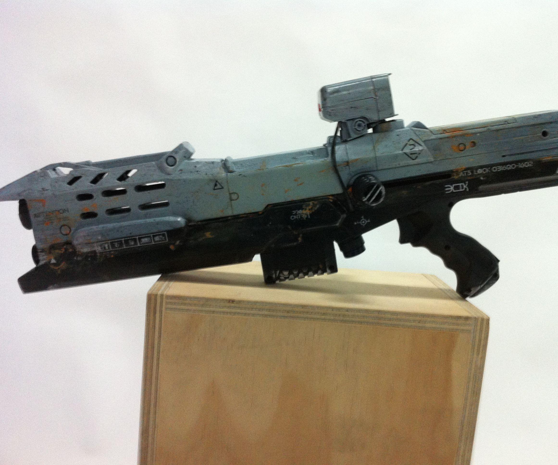 Oblivion inspired Nerf prop