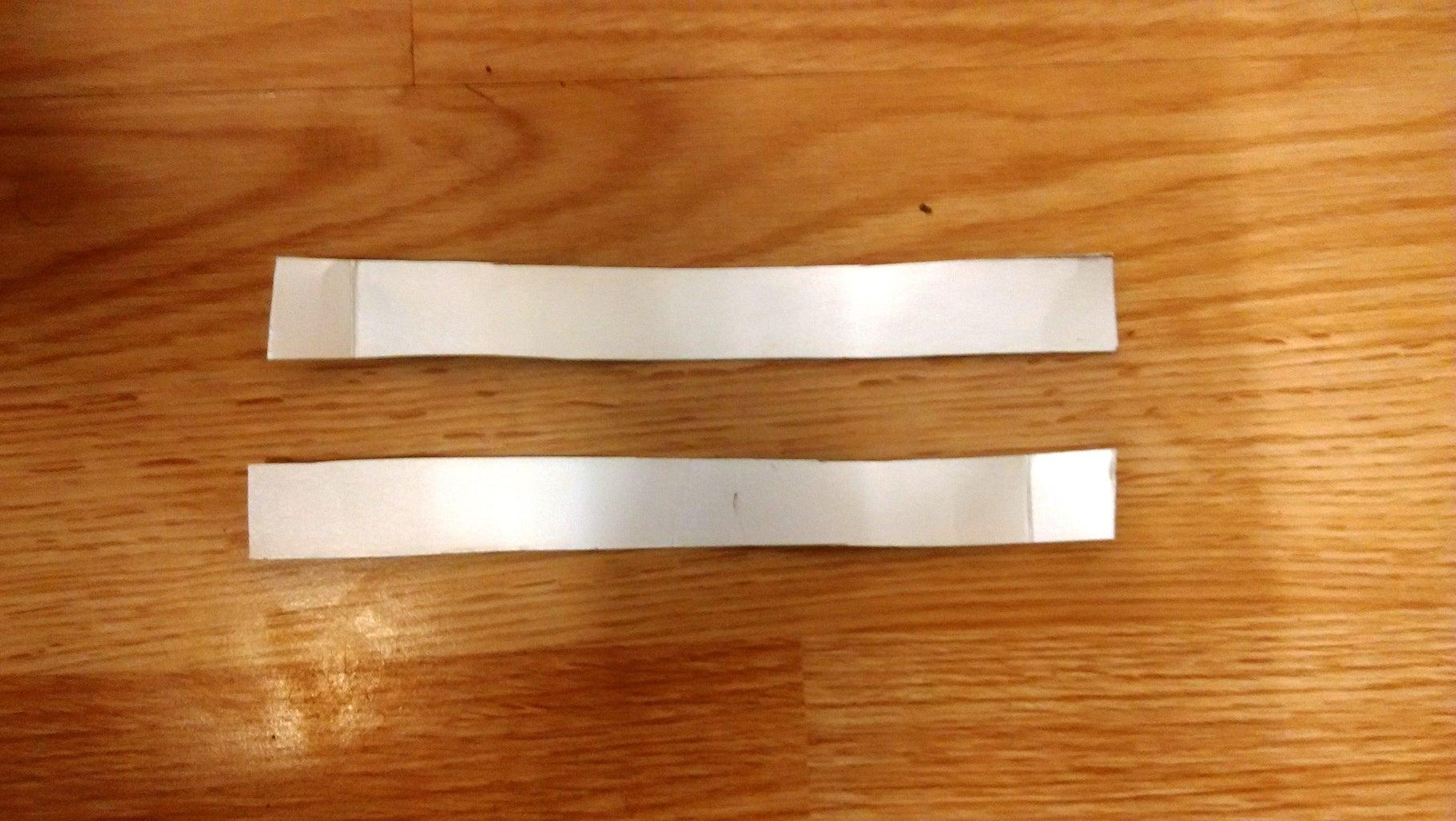 Making the Basic Unit- Strips