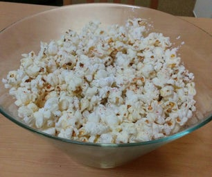 How to Make Your Own Popcorn