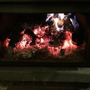 Free Charcoal From Your Wood Stove