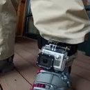 GoPro Mounting Tips | Headstrap Mount on leg