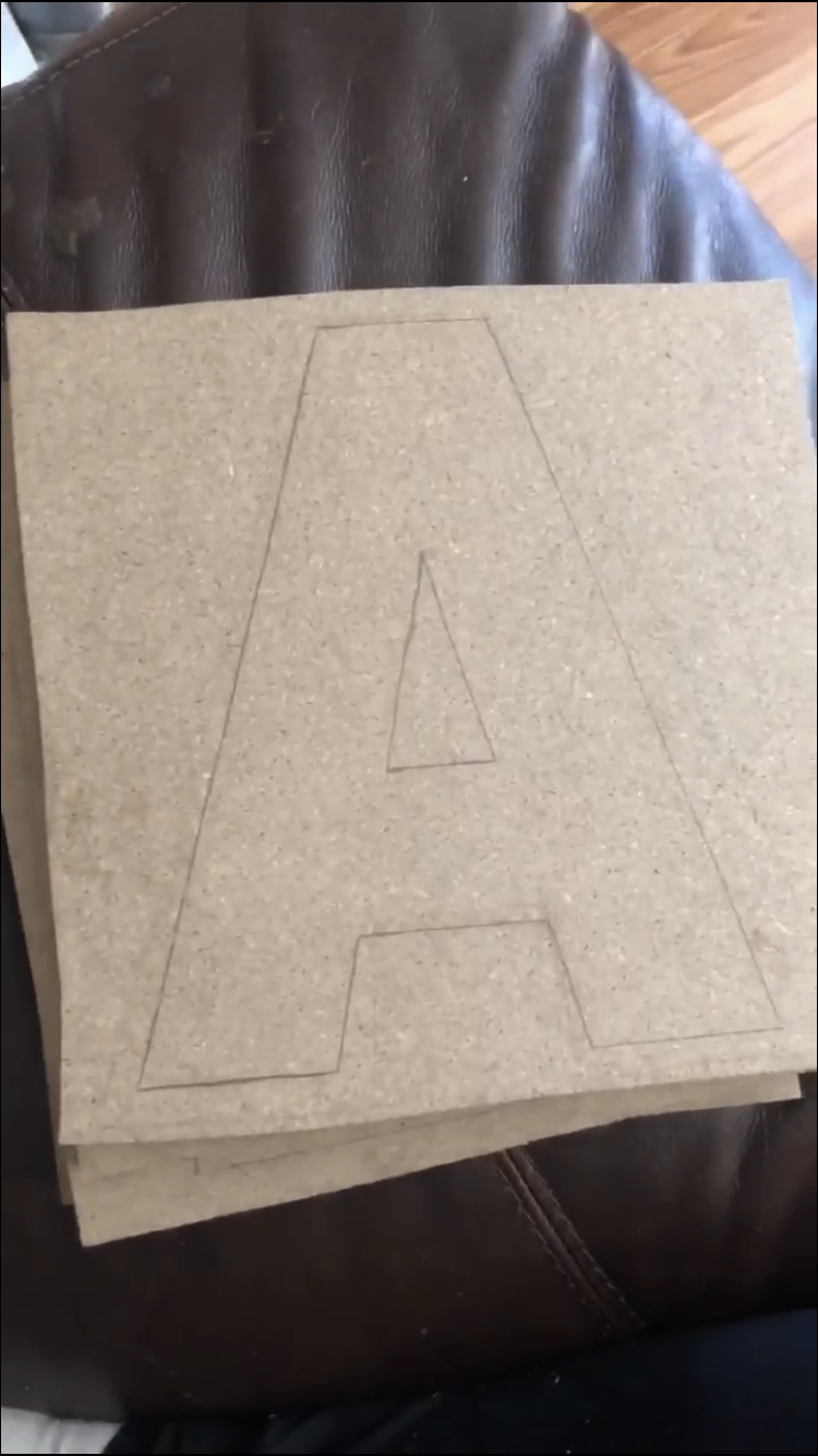 Draw Letters