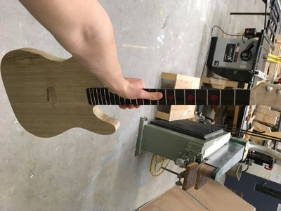 Fitting the Neck and Body Together