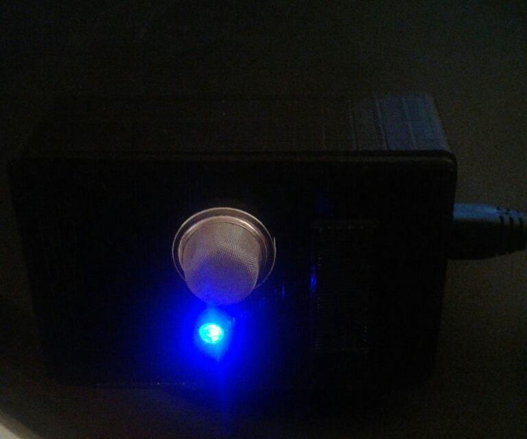 MQ137 PPM Sensor