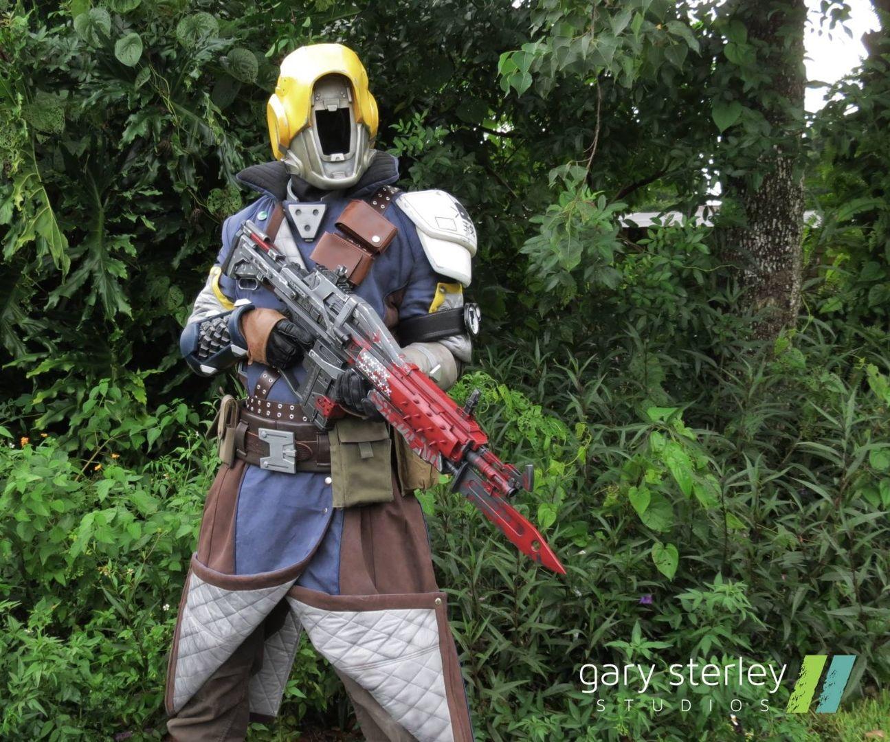 Destiny Warlock Costume by Gary Sterley