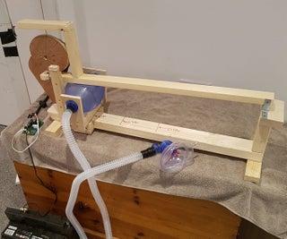 S-Vent Simple Ventilator