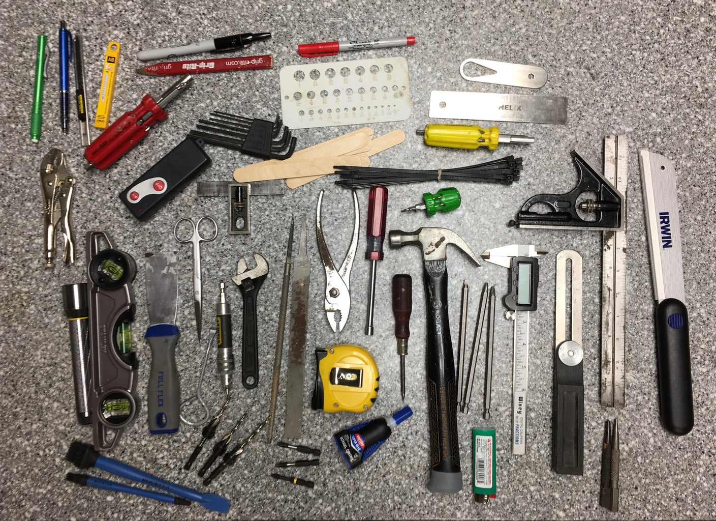 Gather Up Your Tools