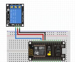 Automation Using NodeMCU