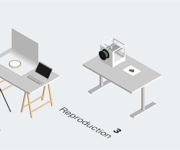 Repair Using 3D Printing: 3 Reproduction