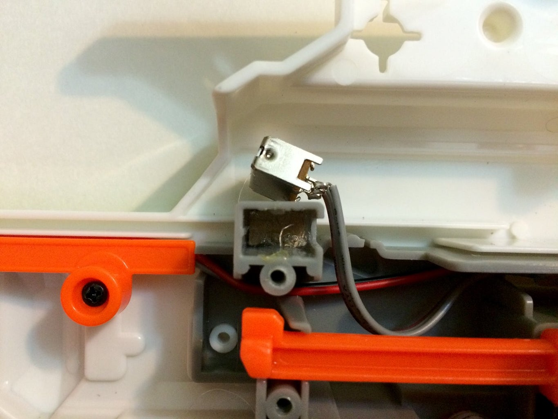 Disabling the Jam Door Switch