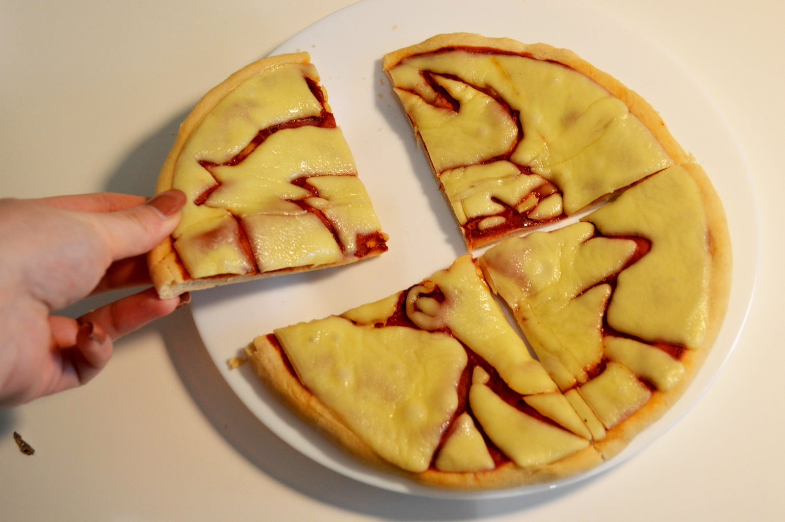 Bake the Pizza !