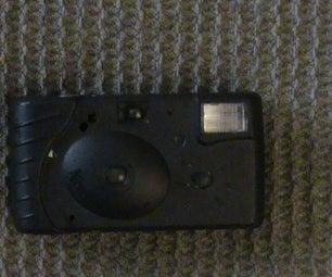 Make a (Used) Disposable Camera Flash