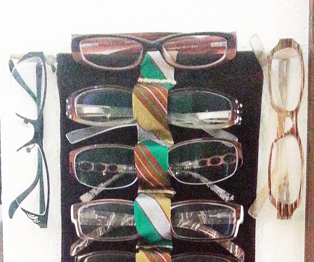 Glasses Holder for a Glasses Hoarder