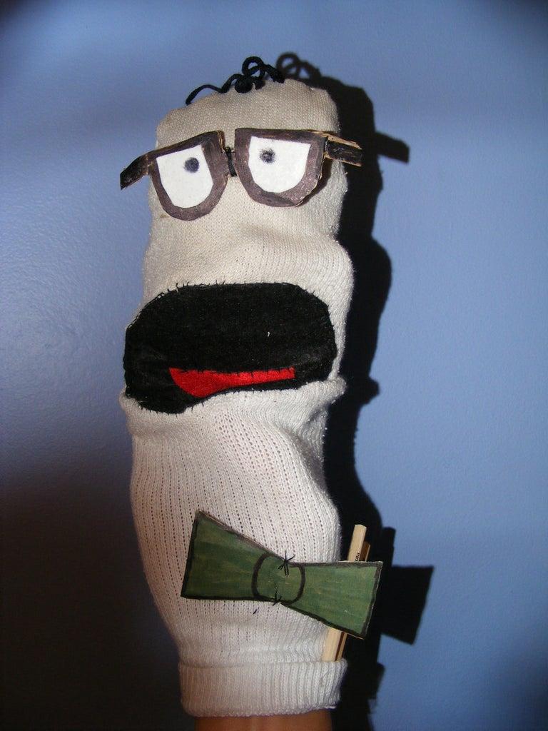 Cheap Entertainment - Sock-Muppet