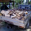 How to make a truck load handler / firewood unloader