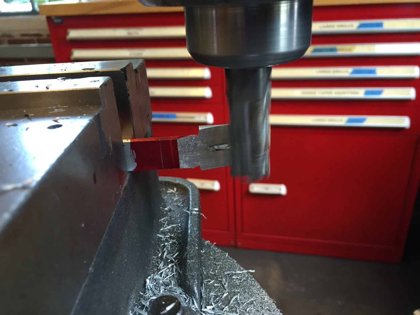 Mill the Tip Angles
