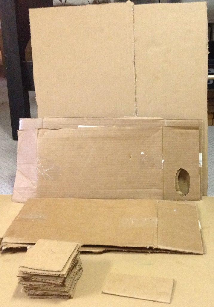 Cutting the Cardboard