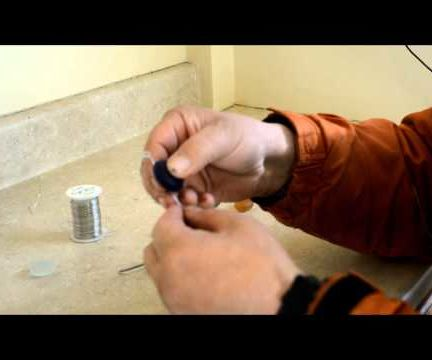 How To Wire Wrap Stones and Glass