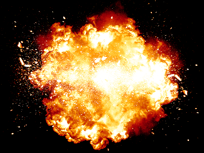 How to Create a Nuclear Explosion in Photoshop