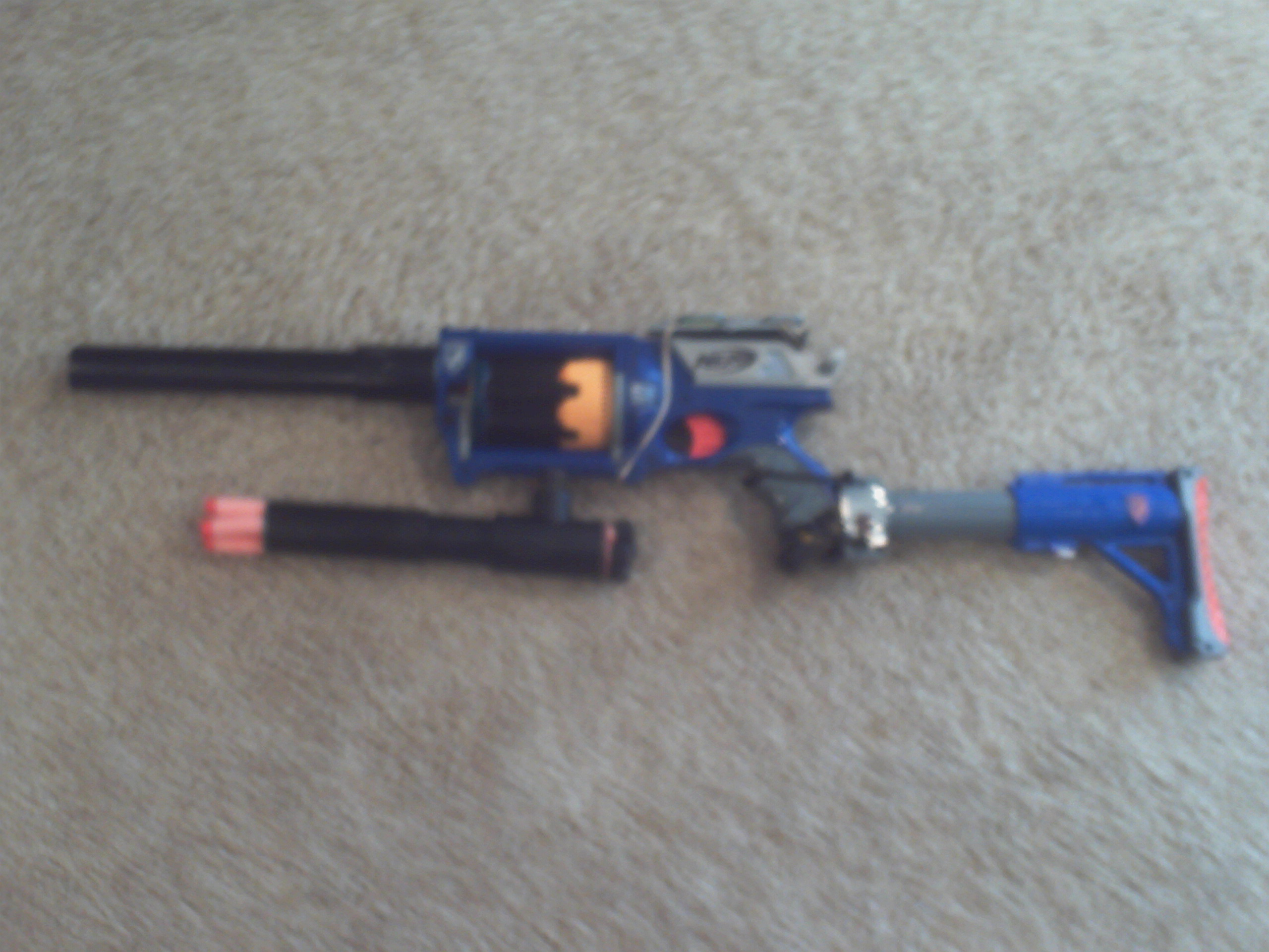 Spartan Rifle nerf