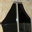 Easy to make curtains for your sliding glass window