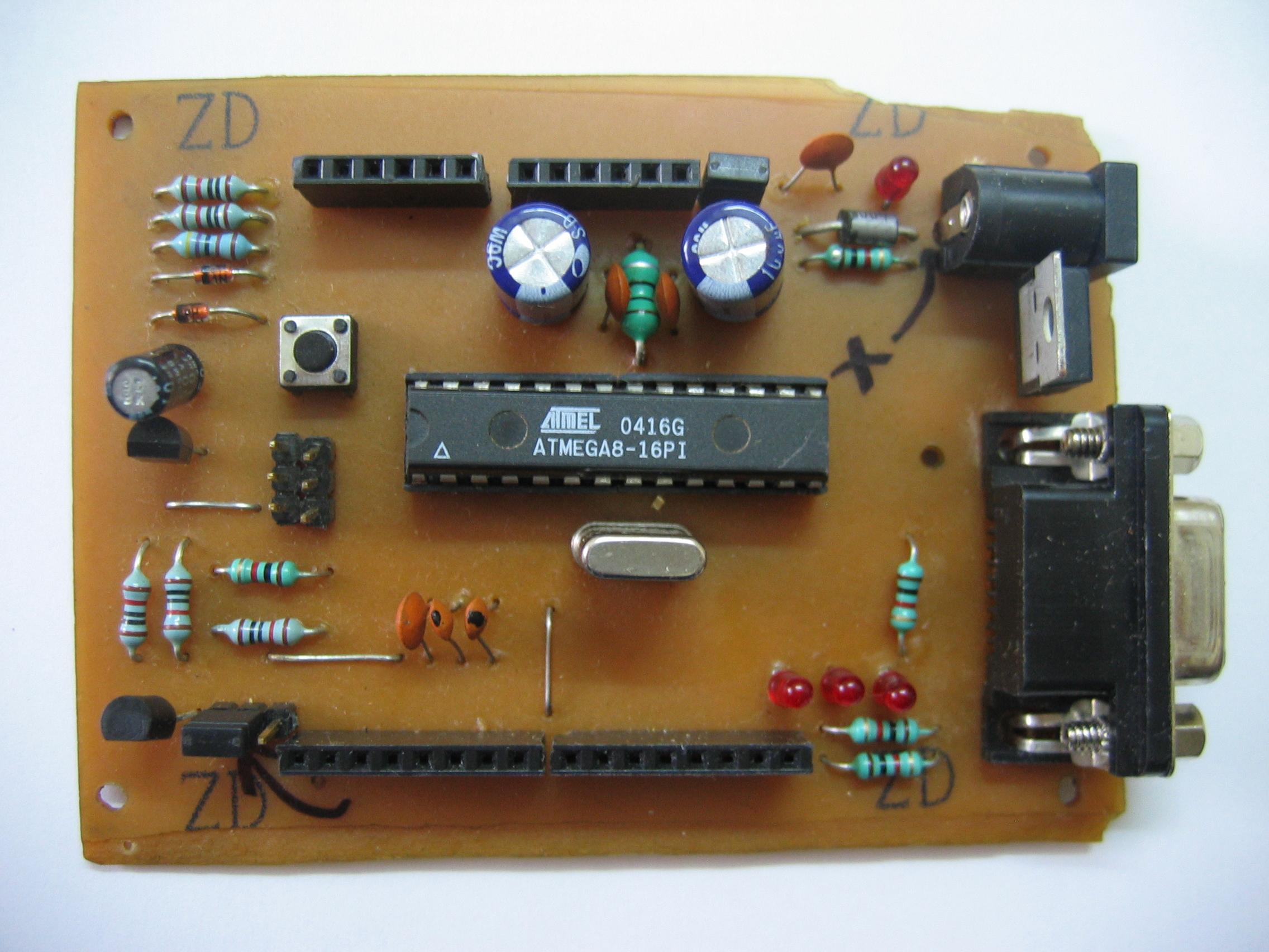 Make your own arduino serverino