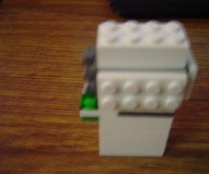 Lego Zippo Lighter