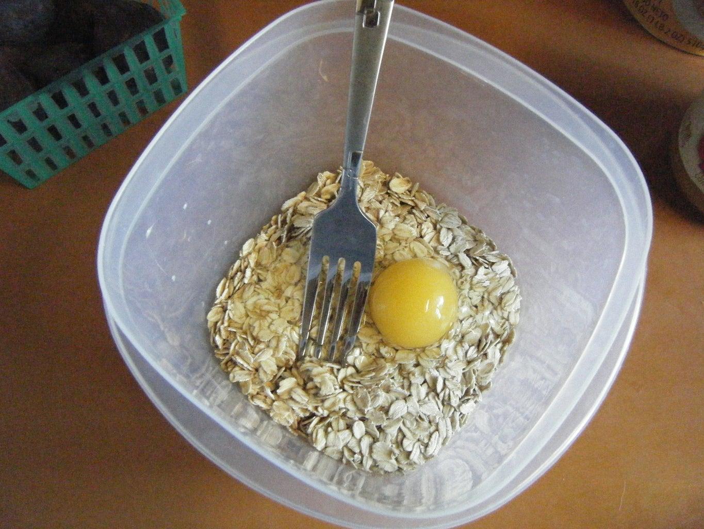 Preparing the Peanut Butter Balls