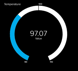Contactless IoT Thermometer