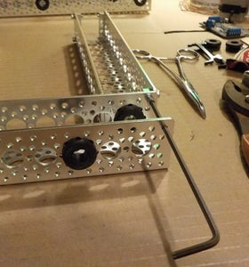 Chassis Assembly Step 3