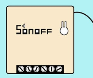 Sonoff Mini FW3.5.0 Com Tasmota