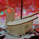 LED Dove Ornament