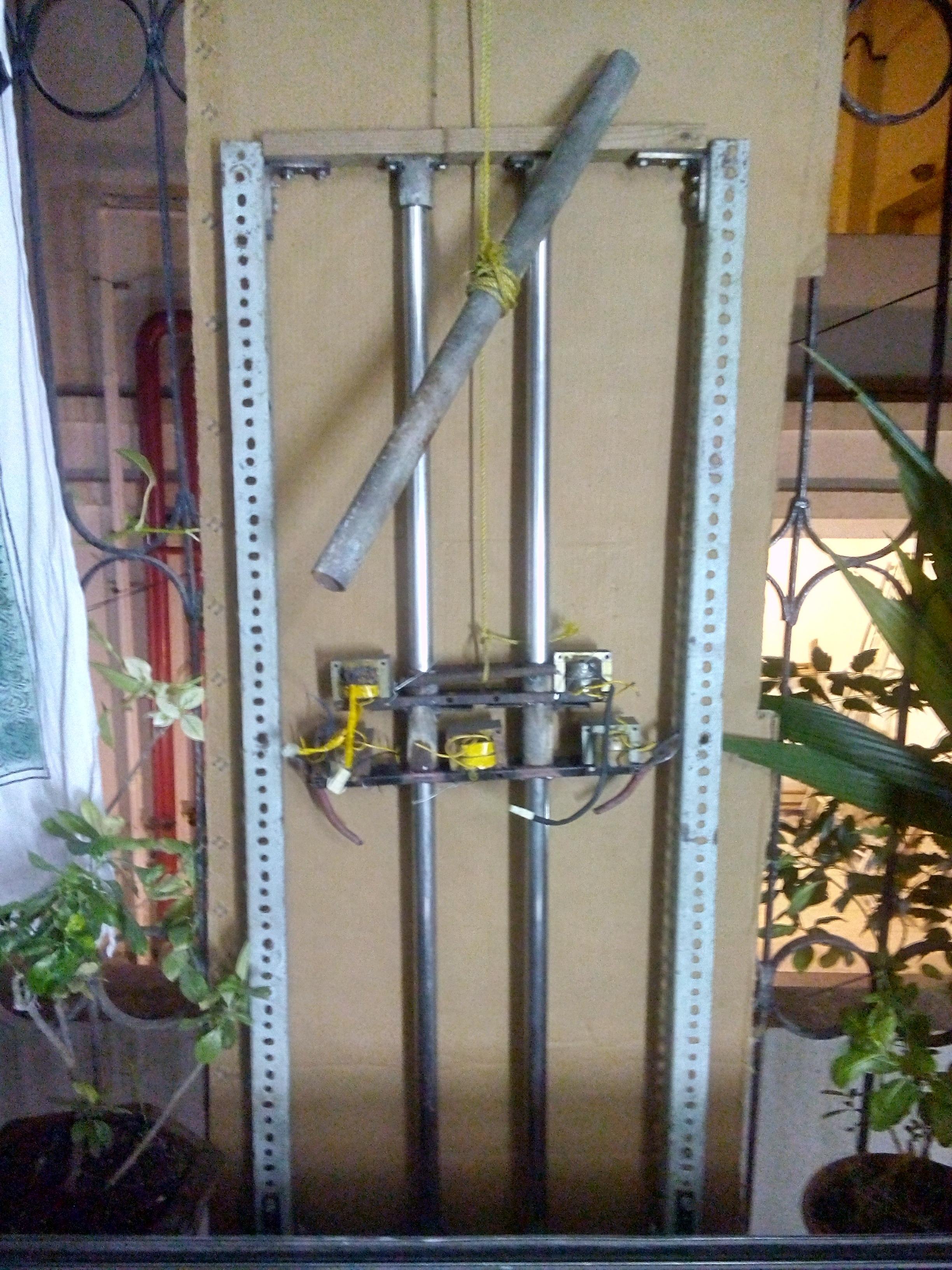 Transformer Weight Lat Machine(Gym Machine)