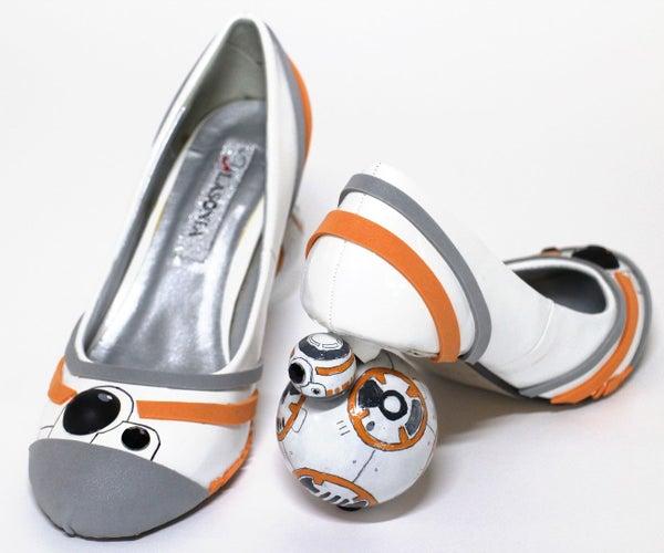 BB-8 Heels