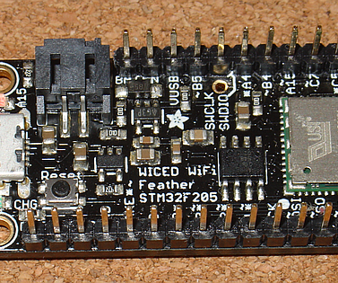 Adafruit WICED Code Generator