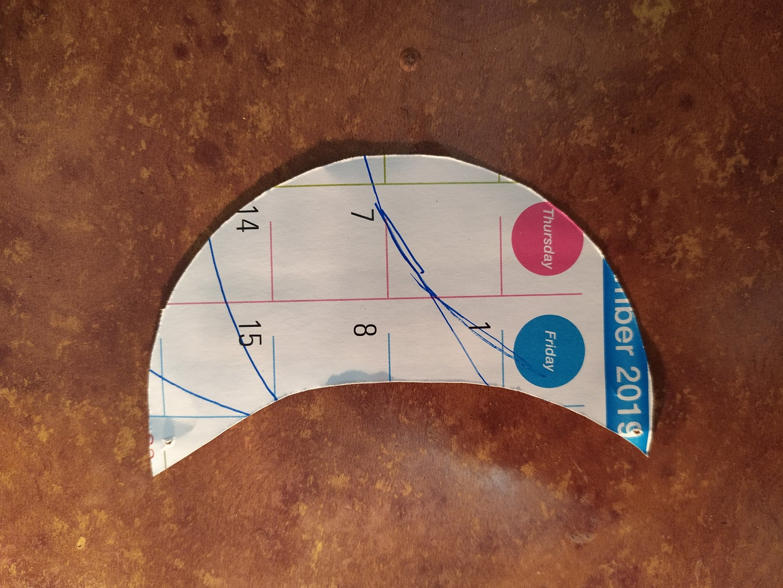 Cuttting Cardboard