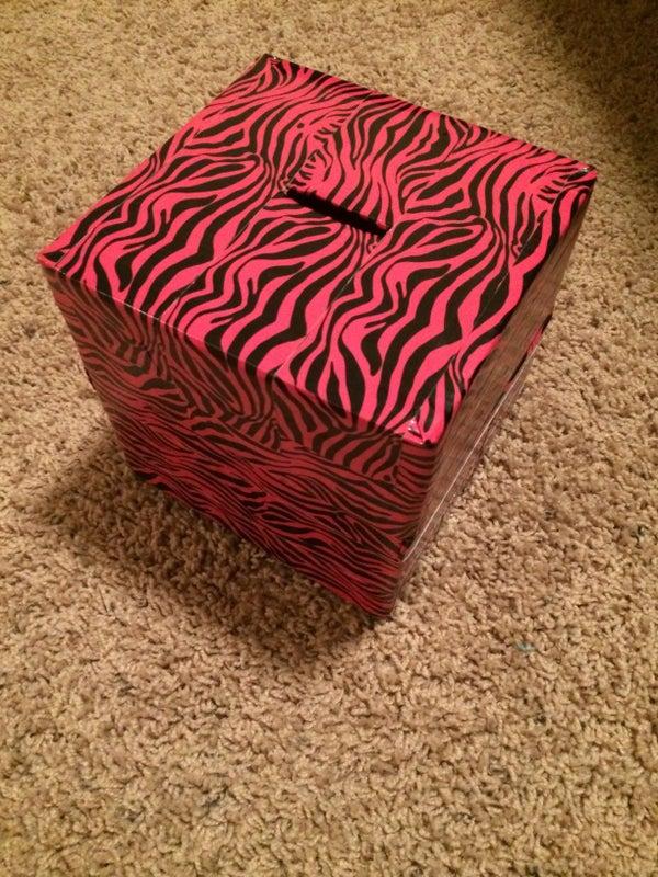 Money Saving Box for Under $1.00