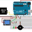 Arduino RFID Based Door Lock