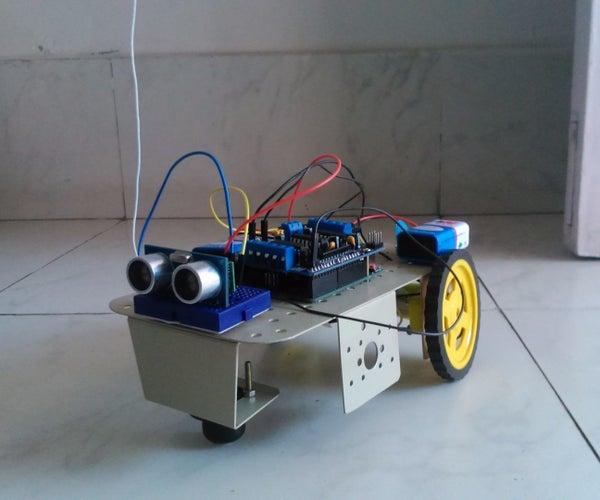 Make a Simple Wireless RF Robot Using Arduino!