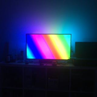 Cheap DIY Ambientlight Using Arduino