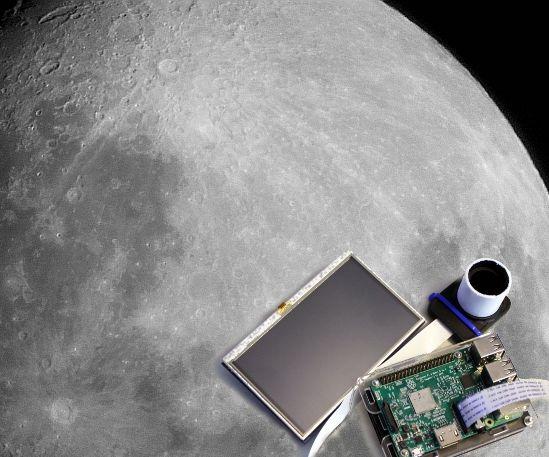 Raspberry Pi Astro Cam