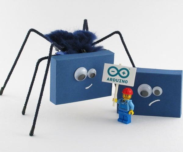 Robot Beetle Ringo