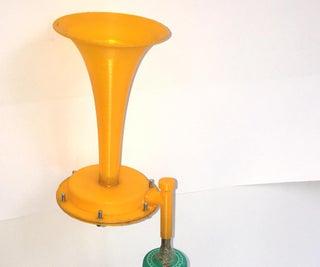 3D Printed Air Horn