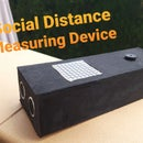 Social Distance Measuring Device