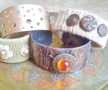 PVC Pipe Bracelets!