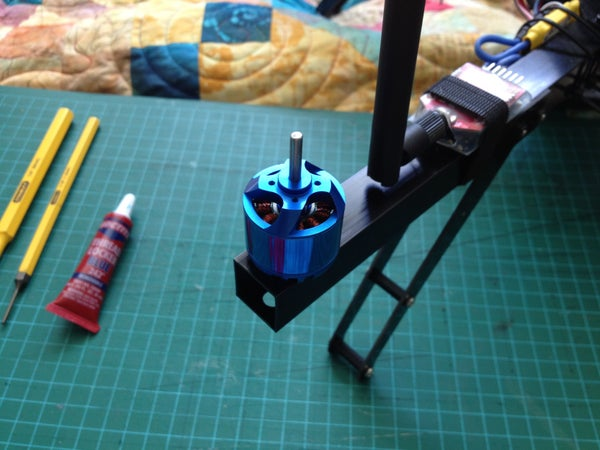 How to Change the Drive Shaft on Your Quadcopter RC Motor